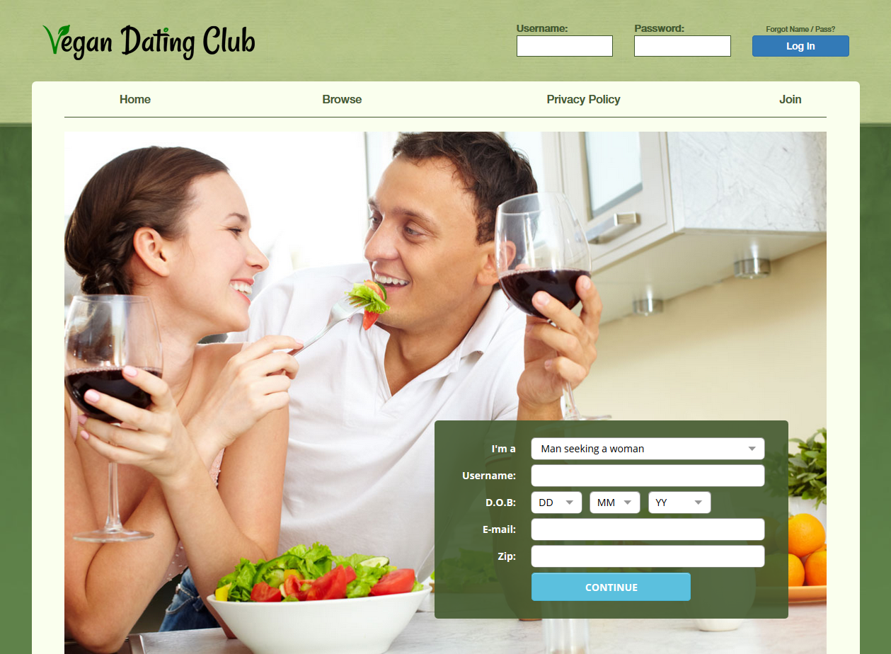 Online dating social events